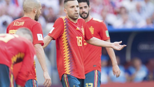 FIFA World Cup 2018 / Round of 16 / Spain - Russia 3: 4 iE