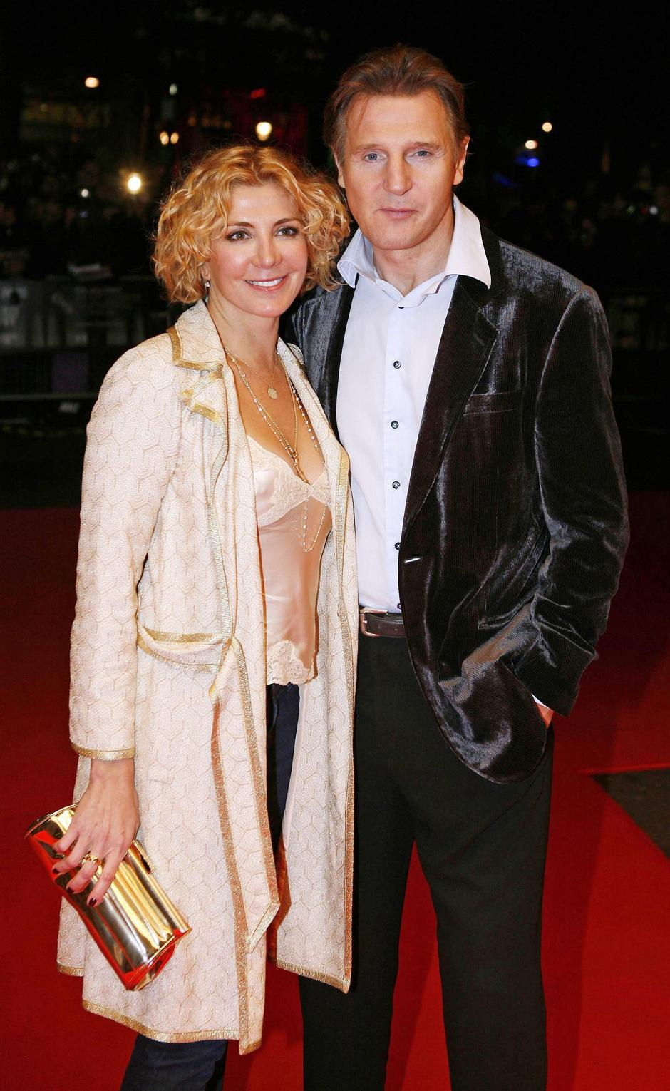 Natasha Richardson reported injured in skiing accident | Autor: Matt Crossick/Press Association/PIXSELL