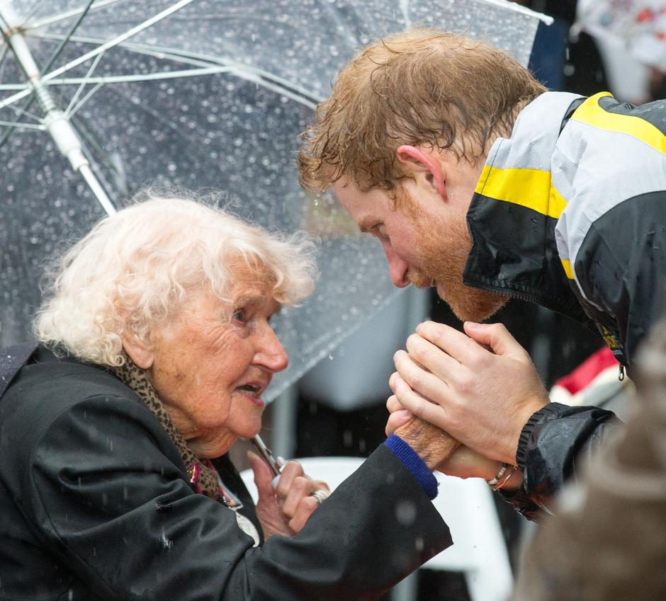 Prince Harry visit to Singapore and Australia | Autor: Steve Parsons/Press Association/PIXSELL