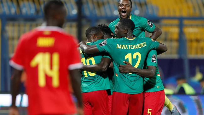 Africa Cup of Nations 2019 - Group F - Cameroon v Guinea-Bissau