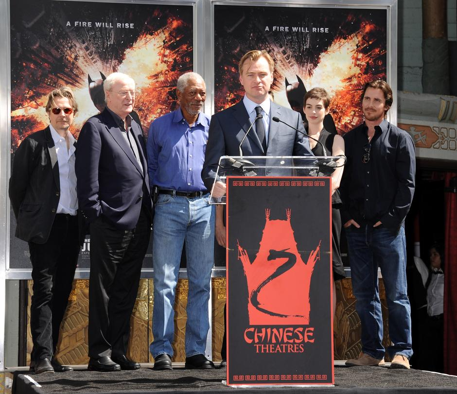 Christopher Nolan Hand and Footprint Ceremony - Los Angeles | Autor: Tammie Arroyo/Press Association/PIXSELL