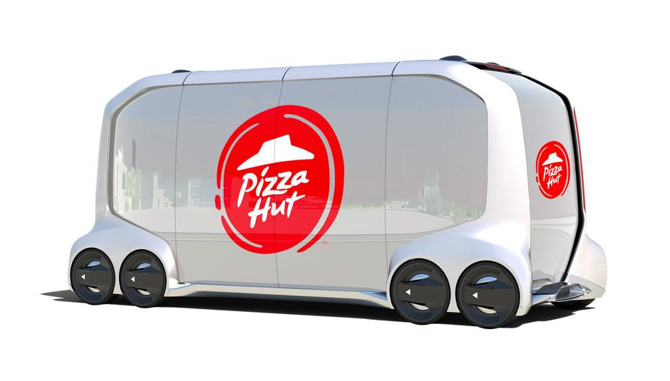 Pizza Hut Toyota | Autor: Hand-out