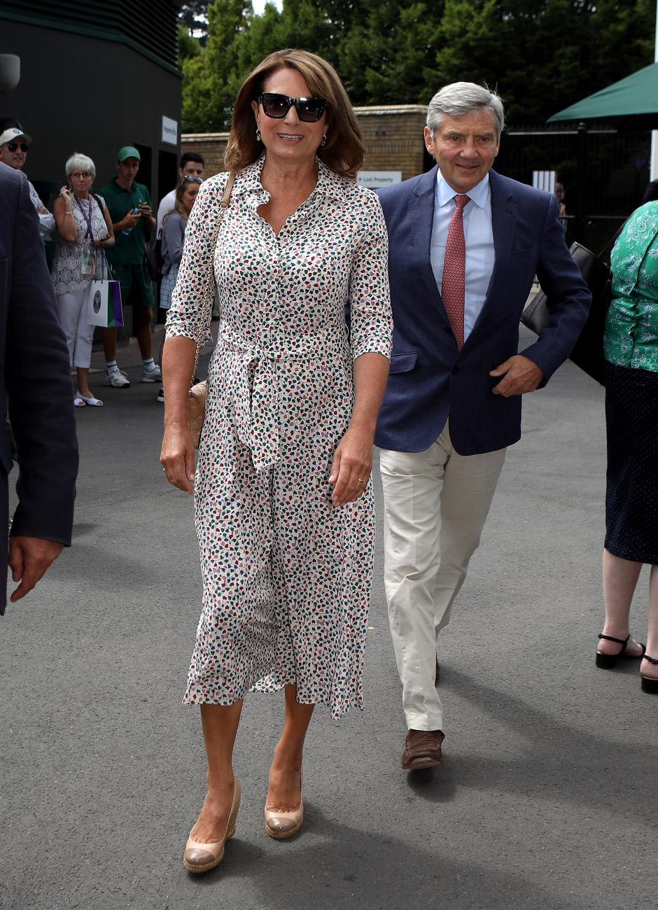 Wimbledon 2018 - Day Nine - The All England Lawn Tennis and Croquet Club | Autor: Philip Toscano/Press Association/PIXSELL