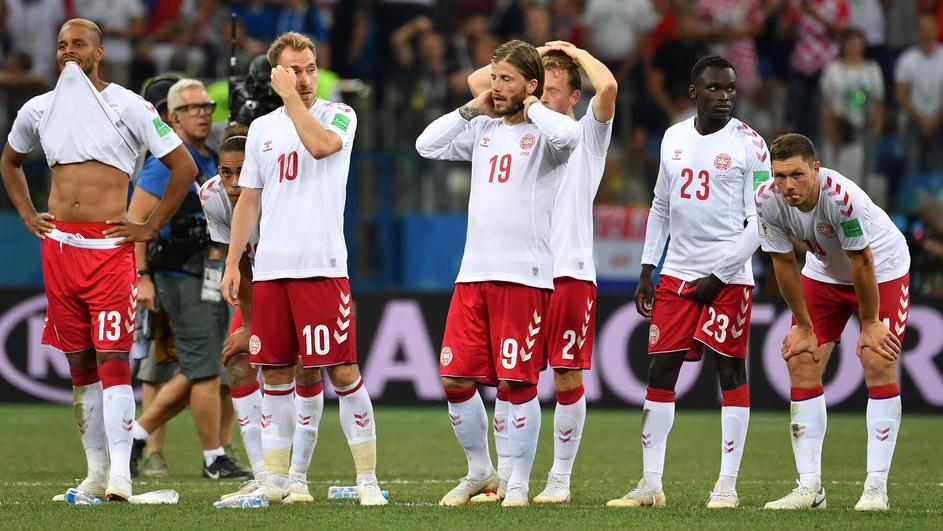 FIFA World Cup 2018 / Round of 16 / Croatia - Denmark 4-3.iE.