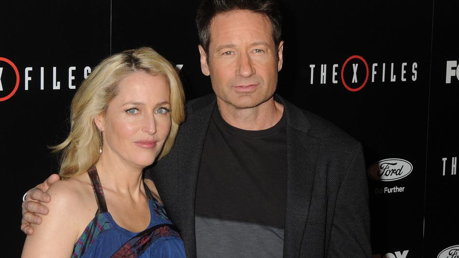 """The X-Files"" Los Angeles Premiere"