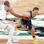 NBA: Playoffs-Indiana Pacers at Boston Celtics