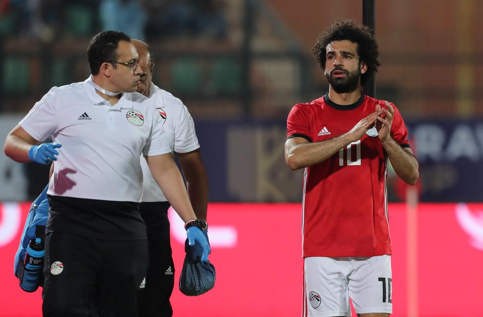 Africa Cup of Nations Qualifier - Egypt v Swaziland | Autor: MOHAMED ABD EL GHANY/REUTERS/PIXSELL/REUTERS/PIXSELL