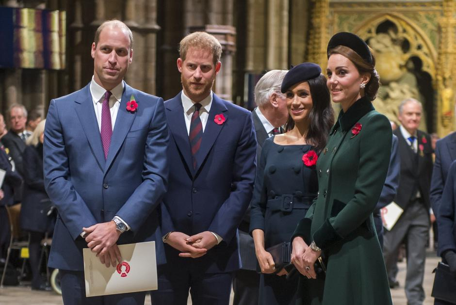 Duke and Duchess of Sussex statement | Autor: Paul Grover/Press Association/PIXSELL