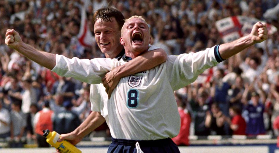 Paul Gascoigne Turns 50 Package | Autor: Neil Munns/Press Association/PIXSELL