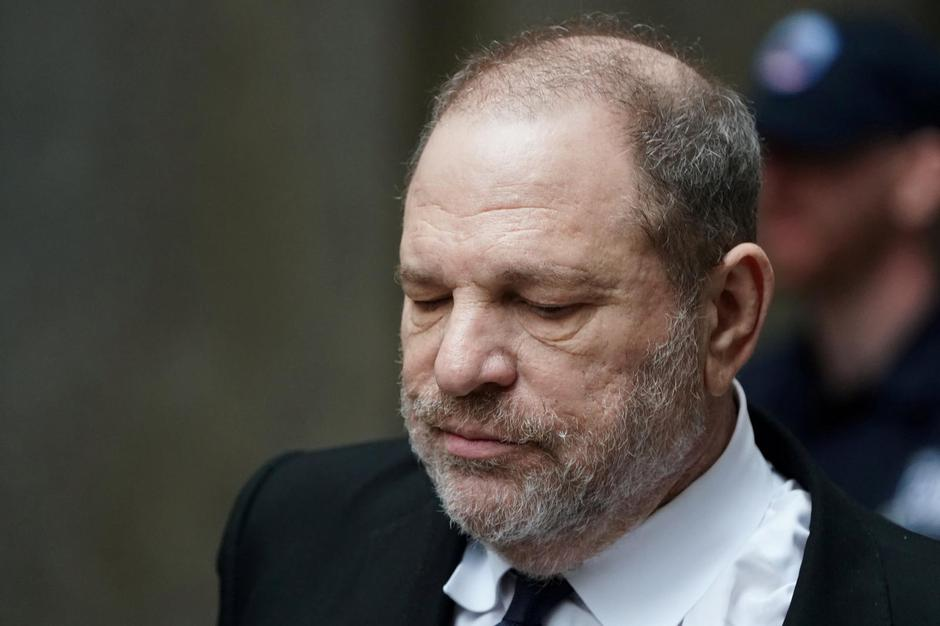 FILE PHOTO: Film producer Harvey Weinstein departs from a court hearing in New York | Autor: CARLO ALLEGRI/REUTERS/PIXSELL/REUTERS/PIXSELL