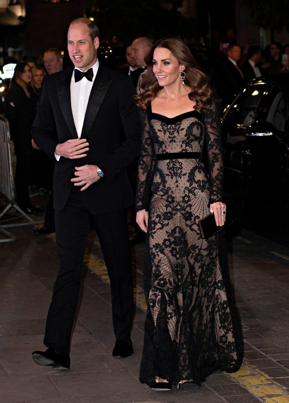 The Royal Variety Performance, Arrivals, London Palladium, UK - 18 Nov 2019 | Autor: REX / Shutterstock Editorial / Profimedia