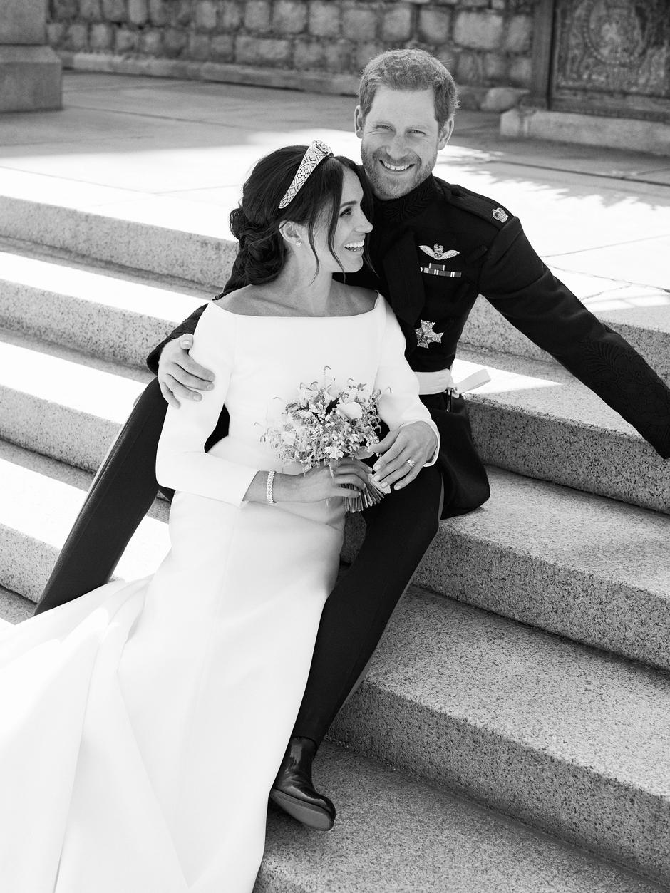 Royal wedding | Autor: HANDOUT
