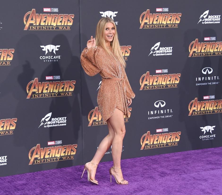 Avengers: Infinity War Premiere - Los Angeles | Autor: O'Connor/Press Association/PIXSELL