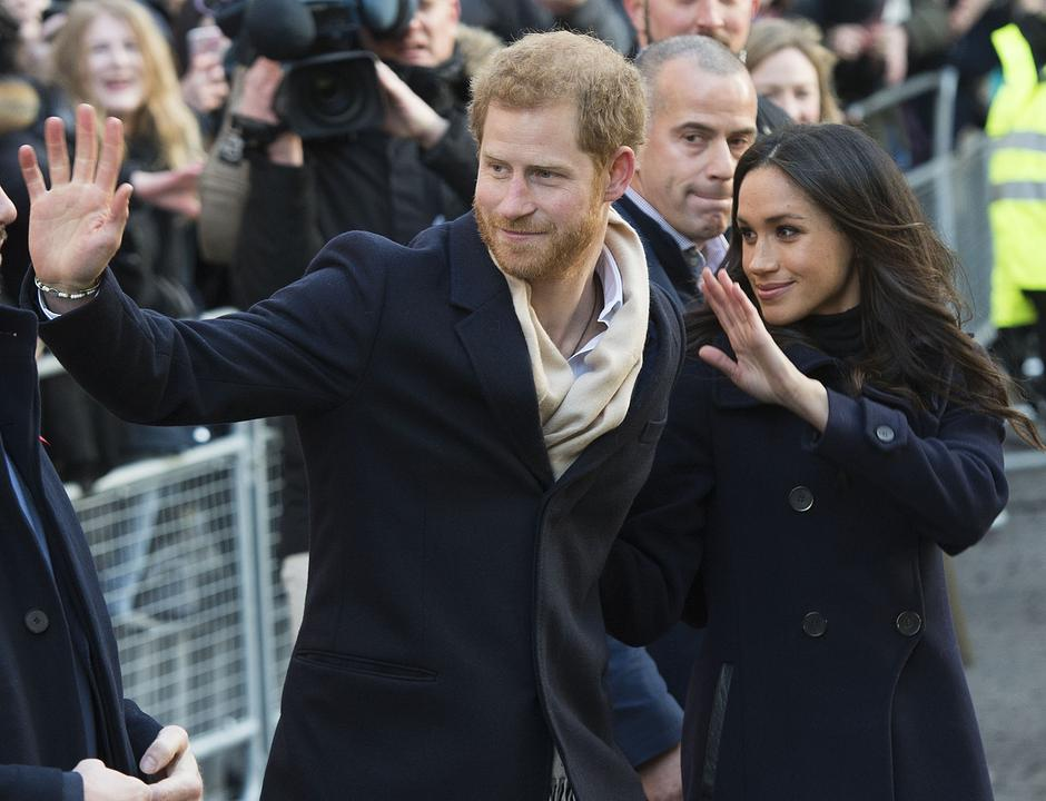 Prince Harry and Meghan Markle Nottingham | Autor: Paul Edwards/News Syndication/PIXSELL/NI Syndication/PIXSELL
