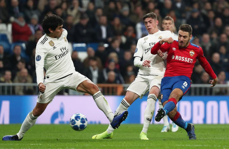 Champions League - Group Stage - Group G - Real Madrid v CSKA Moscow | Autor: SERGIO PEREZ