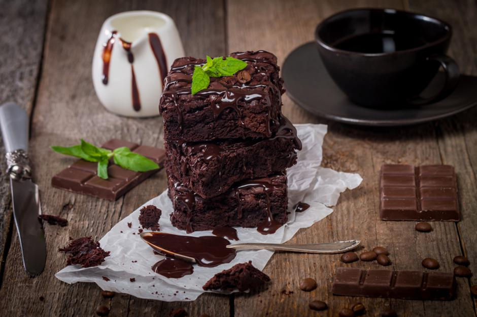Delicious chocolate brownie | Autor: Dreamstime