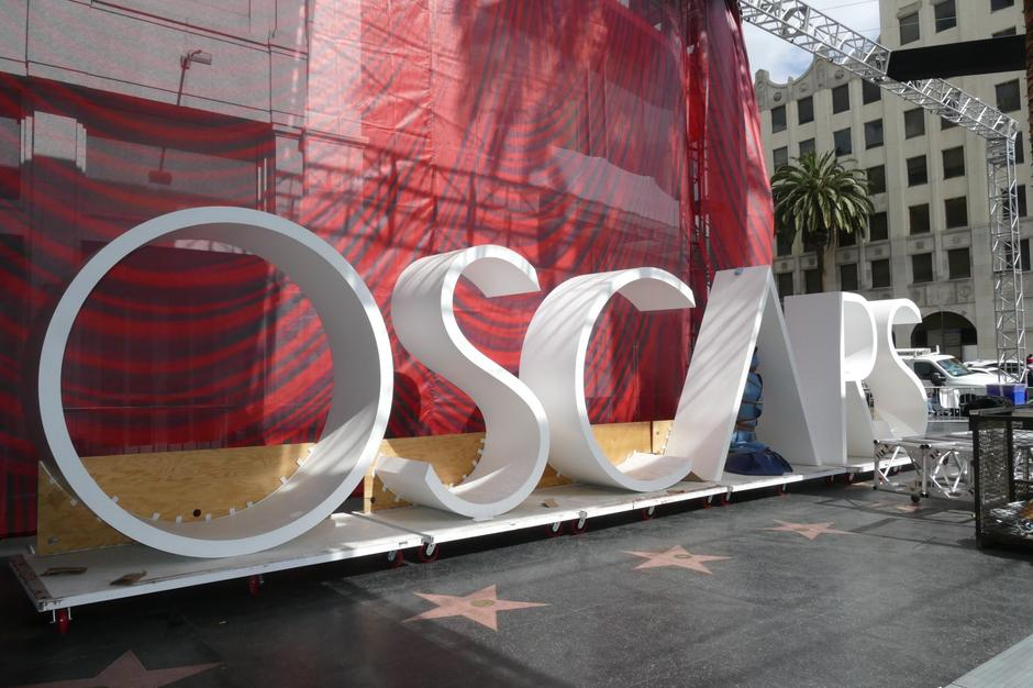Oscars - Sign in front of the Dolby Theatre | Autor: Barbara Munker/DPA/PIXSELL