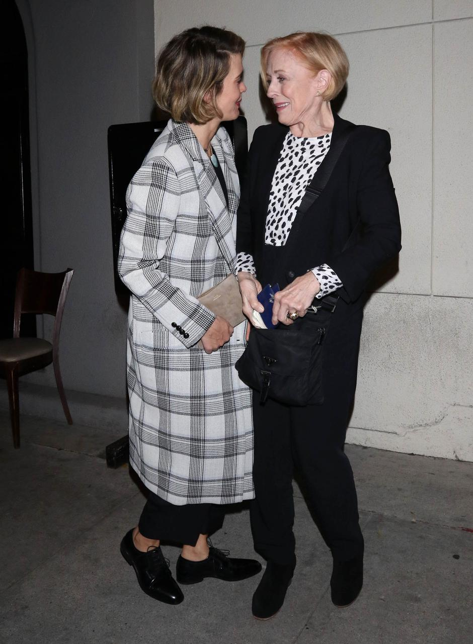 Sarah Paulson and Holland Taylor Sighting - Los Angeles | Autor: GOTPAP/Press Association/PIXSELL