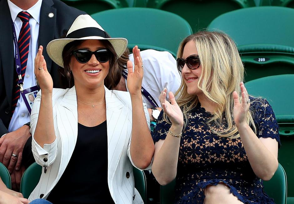 Wimbledon 2019 - Day Four - The All England Lawn Tennis and Croquet Club | Autor: Mike Egerton/Press Association/PIXSELL
