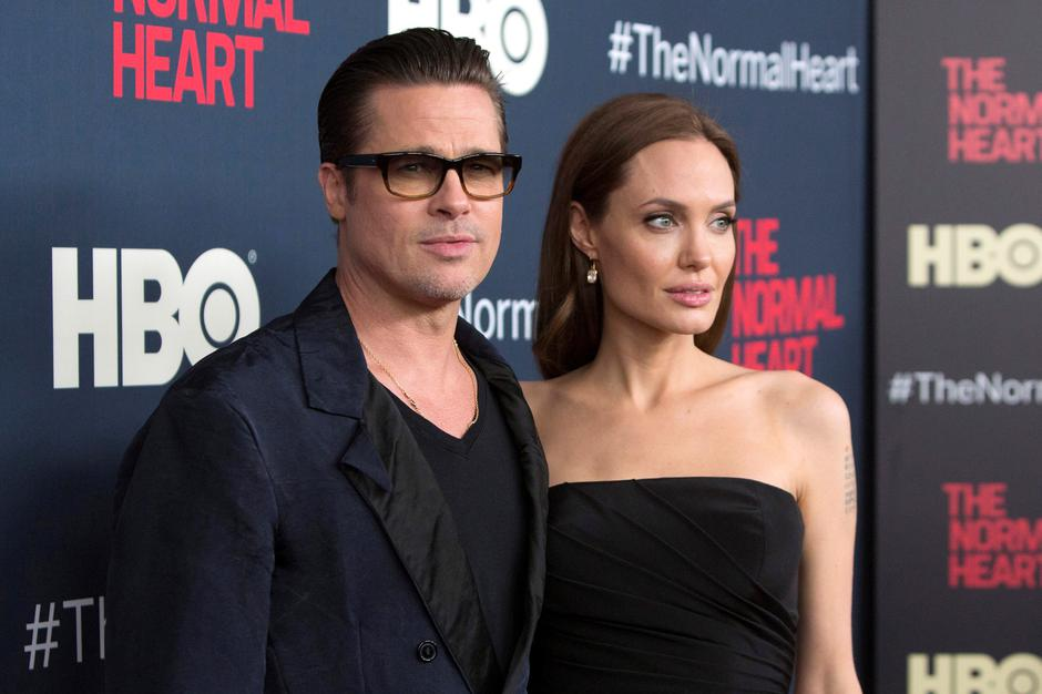 FILE PHOTO: Brad Pitt and Angelina Jolie attend the premiere of The Normal Heart in New York | Autor: Andrew Kelly/REUTERS/PIXSELL/REUTERS/PIXSELL