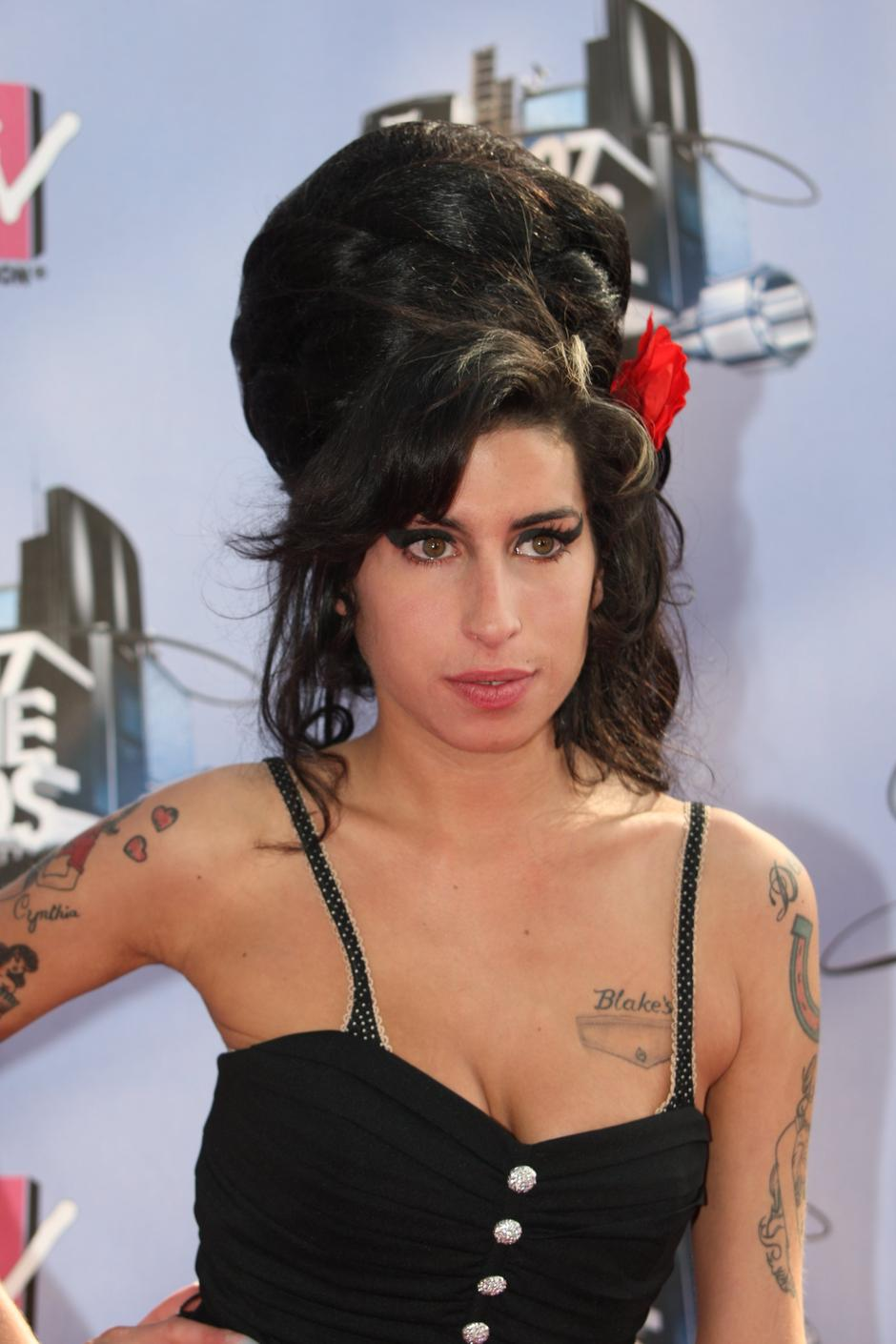 MTV Movie Awards -  Amy Winehouse | Autor: Hubert Boesl/DPA/PIXSELL