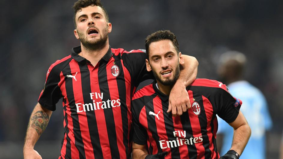 FILE PHOTO: Europa League - Group Stage - Group F - AC Milan v F91 Dudelange