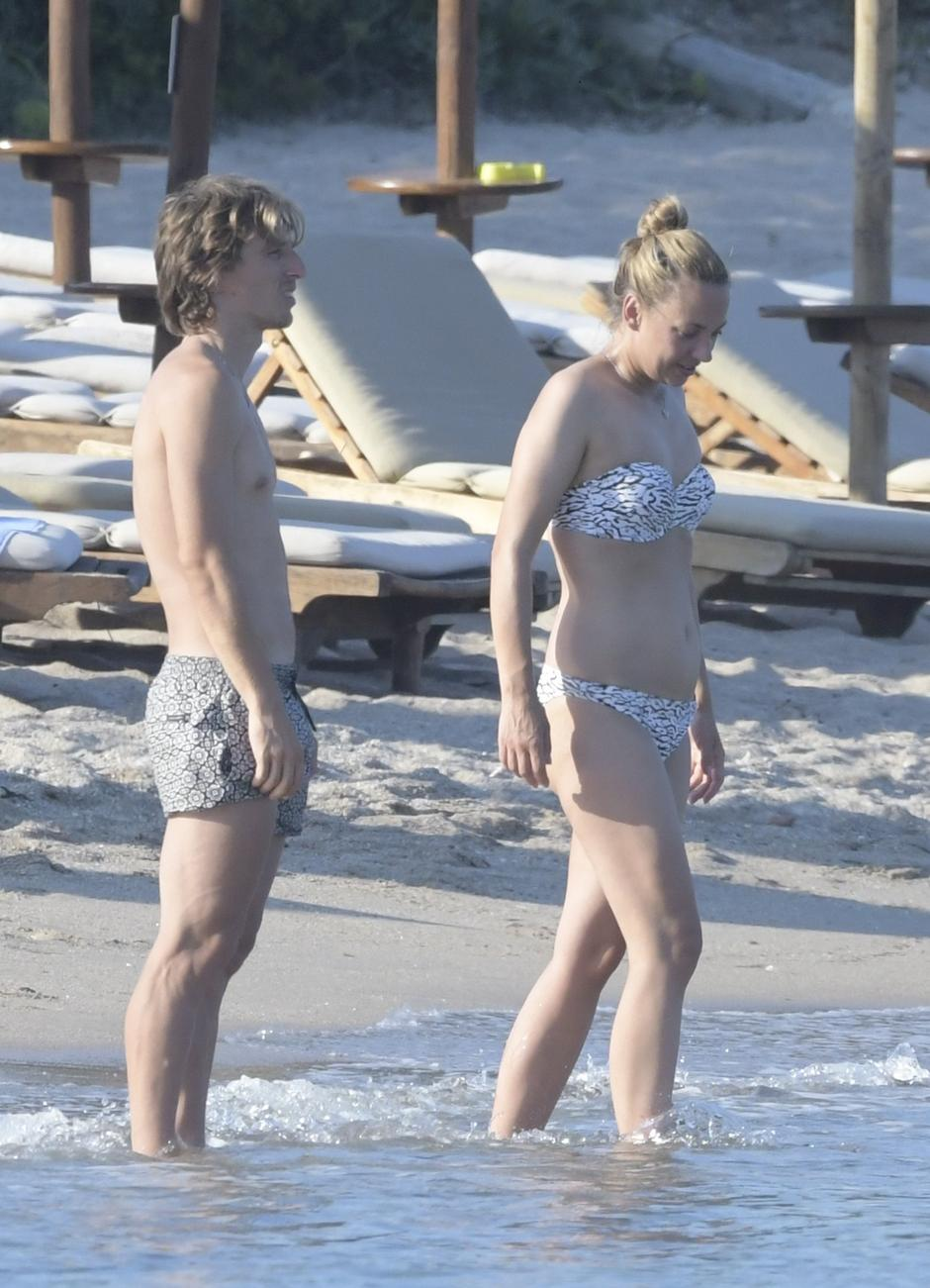 Luka Modric and wife on holidays in Sardinia | Autor: M IT