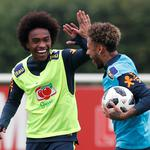 FIFA World Cup - Brazil Training Camp