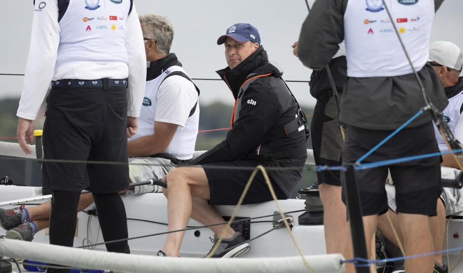 Duke and Duchess of Cambridge hosted the inaugural regatta of The King's Cup | Autor: Richard Pohle/News Syndication/PIXSELL/NI Syndication/PIXSELL