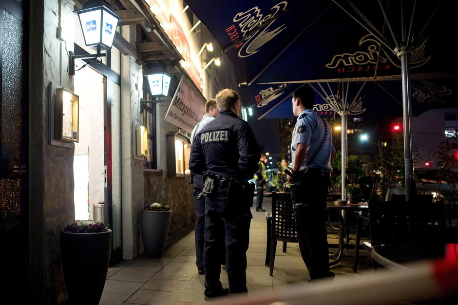 Two dead bodies in restaurant in Cologne | Autor: Marius Becker/DPA/PIXSELL