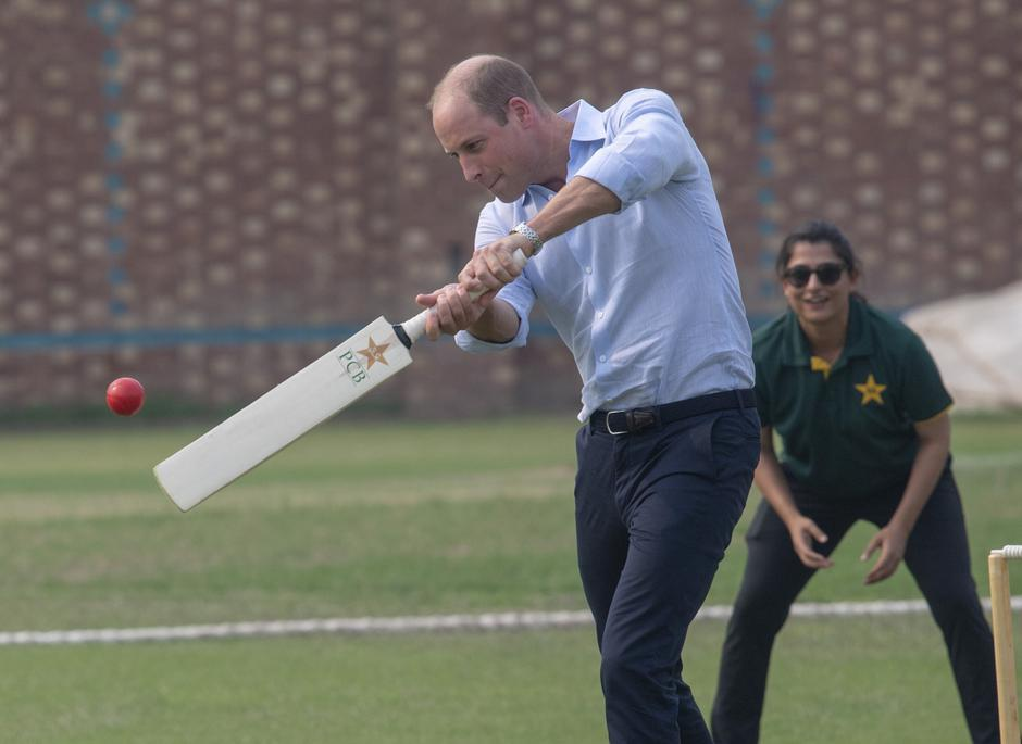 Prince William and Kate in Lahore | Autor: Arthur Edwards/News Syndication/PIXSELL/NI Syndication/PIXSELL