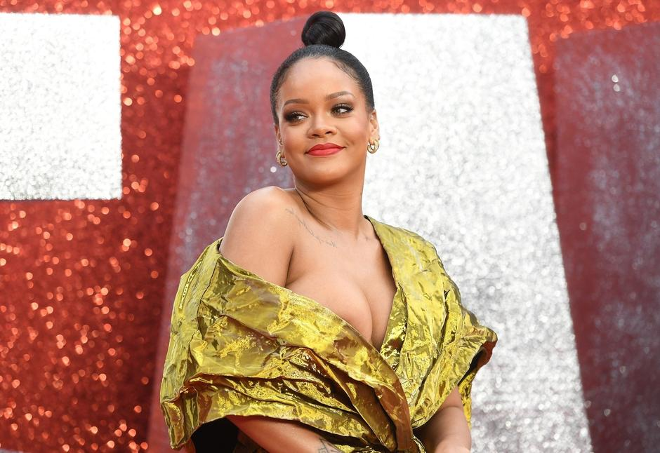 Rihanna at the Oceans 8 film Premiere | Autor: ANTI