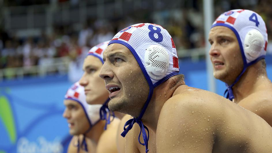 Water Polo - Men's Gold Medal Match Croatia v Serbia