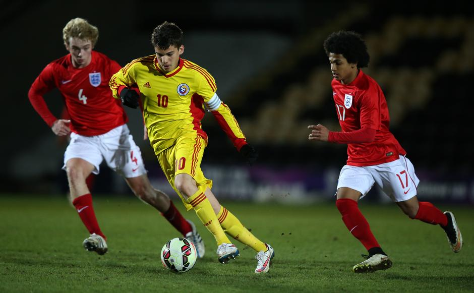 Soccer - UEFA Under-17 Championship - Elite Round - Group 6 - Romania v England - Pirelli Stadium | Autor: Mike Egerton/Press Association/PIXSELL