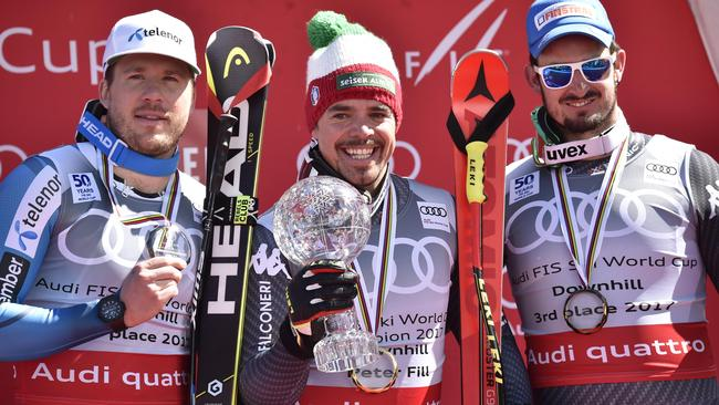 Alpine Skiing: 2017 Audi FIS World Cup Finals - Men's Downhill