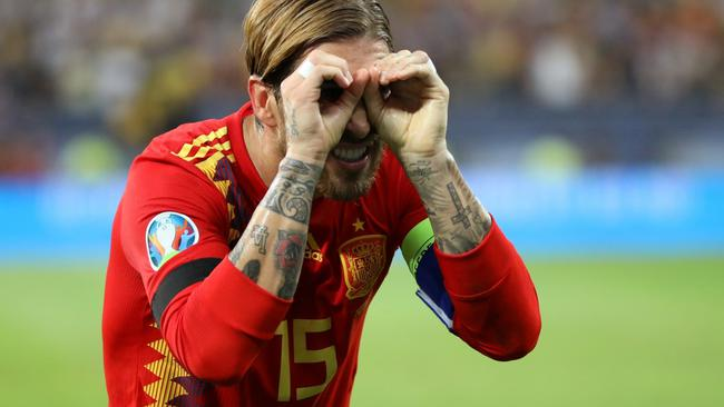 Euro 2020 Qualifier - Group F - Romania v Spain