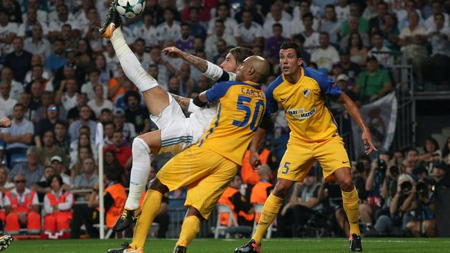 Champions League - Real Madrid vs Apoel Nicosia