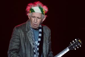 Keith Richards se hvali da više ne pije 'toliko': Zasitio sam se