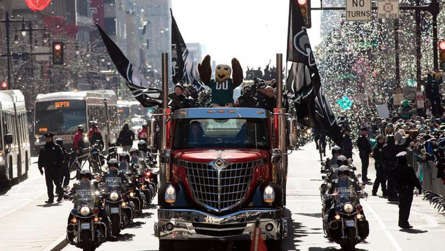 NFL: Super Bowl LII Champions-Philadelphia Eagles Celebration