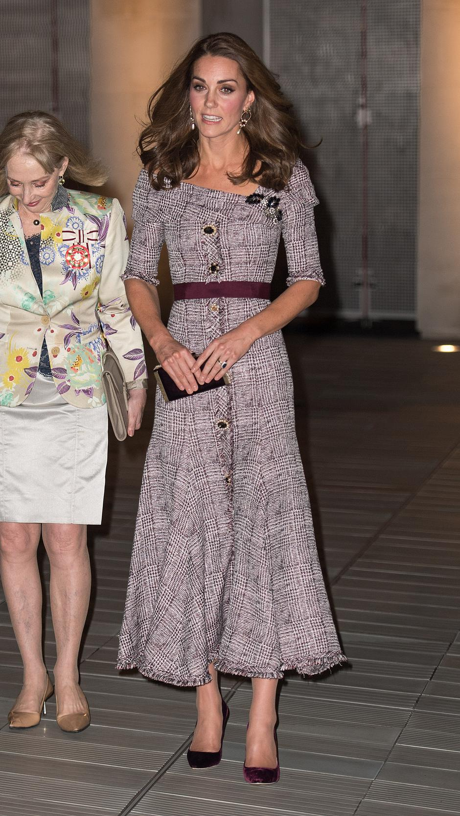 Duchess of Cambridge visit to Victoria and Albert Museum | Autor: Anwar Hussein/Press Association/PIXSELL