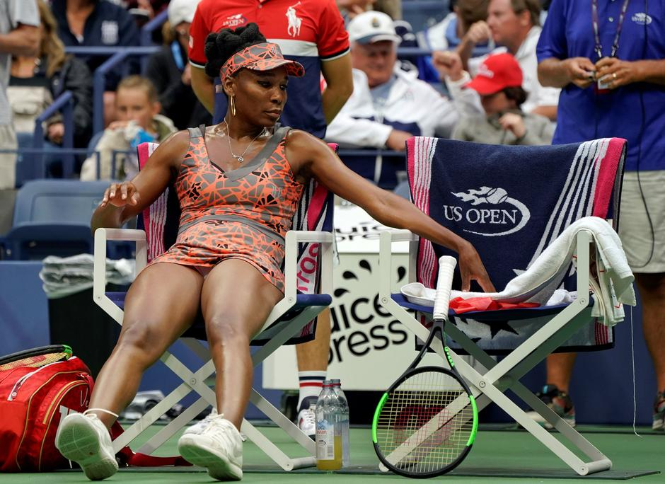 Tennis - US Open | Autor: RAY STUBBLEBINE