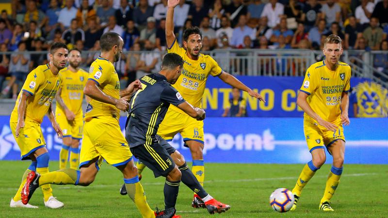Ronaldo spasio Juventus: Do 81. minute nisu mogli do gola