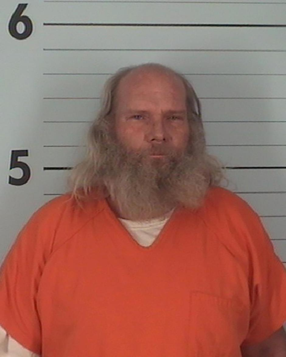 Edward Jerry Hiatt, 52, poses for a booking photo provided by the Burke County Jail in Morganton | Autor: Handout/REUTERS/PIXSELL/REUTERS/PIXSELL