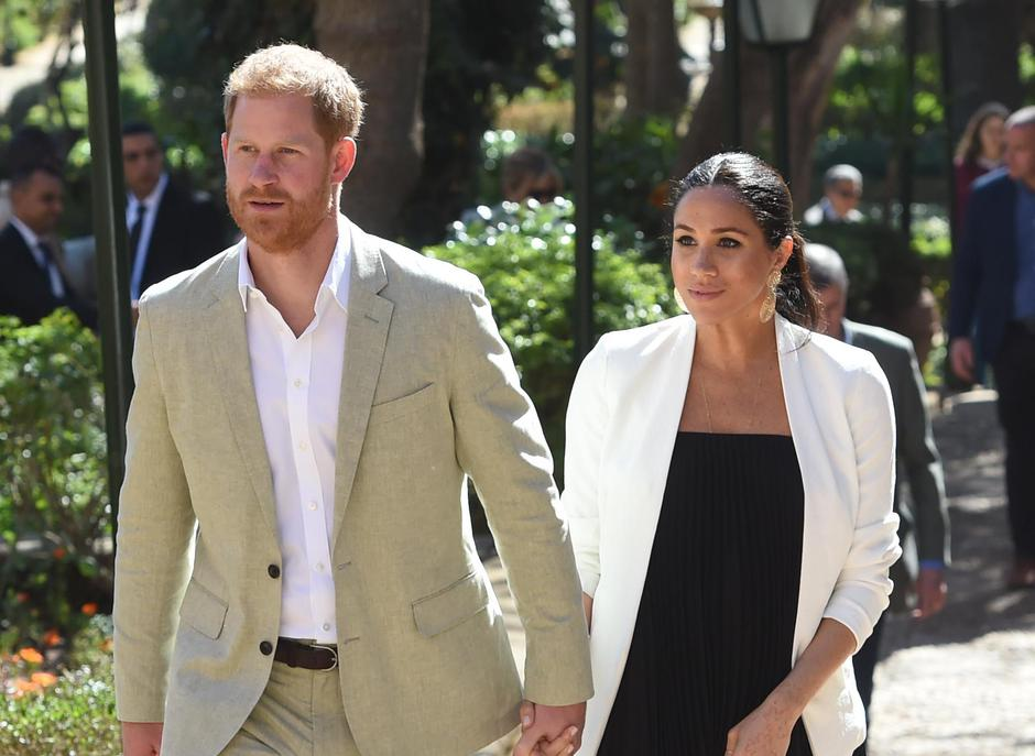 Duke and Duchess of Sussex visit to Morocco - Day 3 | Autor: Facundo Arrizabalaga/Press Association/PIXSELL