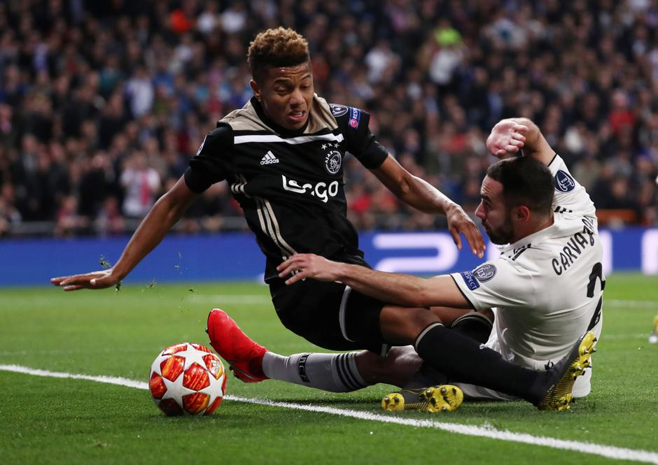 Champions League - Round of 16 Second Leg - Real Madrid v Ajax Amsterdam | Autor: SERGIO PEREZ