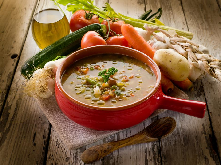 soup vegetable | Autor: marcomayer