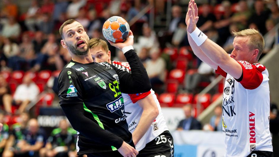 Men's Handball EHF Cup Denmark