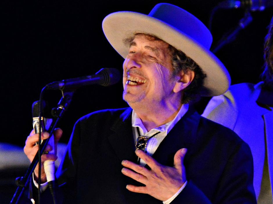 File photo of U.S. musician Bob Dylan performing during on day 2 of The Hop Festival in Paddock Wood | Autor: Ki Price/REUTERS/PIXSELL/REUTERS/PIXSELL