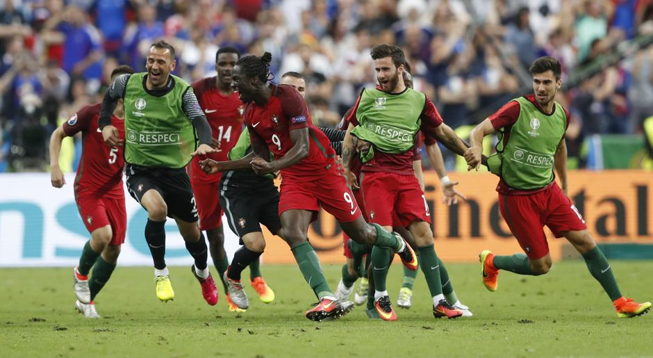 Portugal v France - EURO 2016 - Final | Autor: Carl Recine