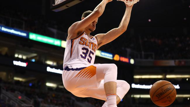 NBA: Golden State Warriors at Phoenix Suns